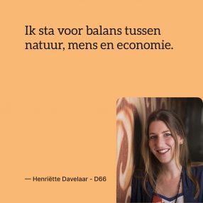 Davelaar D66 Oldambt